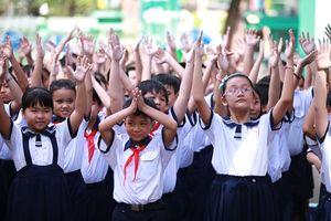 Ninh Thuận: Phấn đấu 32-34% trường phổ thông đạt chuẩn quốc gia năm 2016