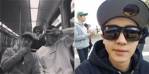 Sao Hàn 13/2: Bora đụng xì tai với Hyo Yeon, Soo Young ngọt ngào đón Valentine