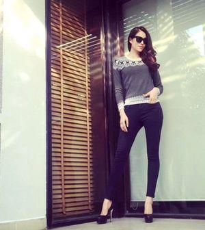 Tết này, mặc gì để 'chất lừ' như 'Hoa hậu quốc dân' Phạm Hương?