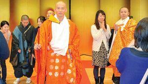 Kết hôn với nhà sư - trào lưu mới ở Nhật