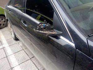 Công an Hà Nội điều tra hàng loạt vụ trộm phụ tùng ôtô dịp Tết