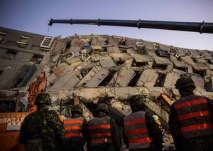 Động đất tại Đài Loan: Số người chết tăng lên 116 người
