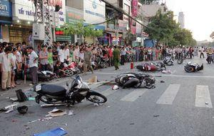 28 người chết vì TNGT ngày mùng 6 Tết