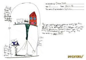 Những tác phẩm công nghệ độc - lạ - siêu đáng yêu biến hóa từ bức họa trẻ thơ