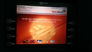 ATM 'ngủ' xuyên Tết