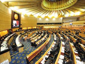 Hội đồng Lập pháp Thái Lan phản đối hệ thống bầu cử mới