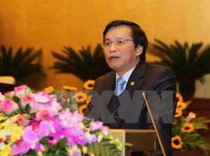 Tổng Thư ký Quốc hội chia sẻ về công tác bầu cử đại biểu Quốc hội
