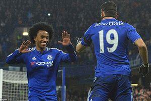 Chelsea 5-1 Newcastle: Màu xanh hủy diệt