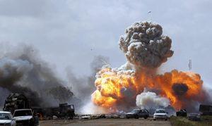 Đất nước Libya hỗn loạn sau cuộc Cách mạng Ả-rập
