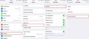 Hướng dẫn kích hoạt bàn phím ký tự teen trên iOS