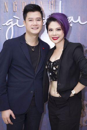 Những cặp đôi sao Việt thân thiết sau khi chia tay
