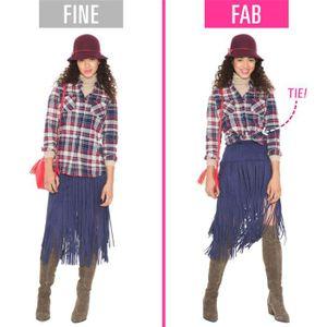 """8 mẹo đơn giản giúp trang phục của bạn """"chất lừ"""" """"trong một nốt nhạc"""""""