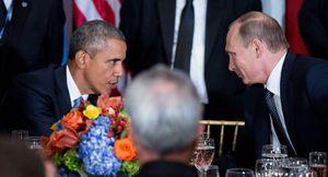Putin-Obama bất ngờ bàn về chiến sự Syria, Ukraine
