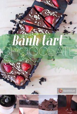 6 công thức chocolate không đụng hàng cho Lễ Tình yêu