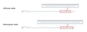 Apple công bố thu hồi cáp USB-C do gặp lỗi