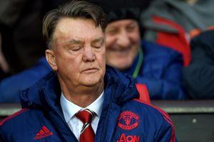 Lỗi của Van Gaal, không phải cầu thủ