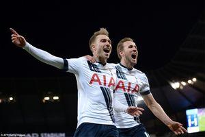 Man City 1-2 Tottenham: Ngôi vô địch đang tuột khỏi tay Man City