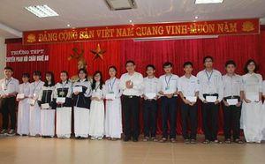 Nghệ An:Tiếp tục xây dựng trường THPT chuyên Phan Bội Châu thành trường trọng điểm