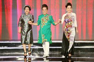Minh Nhí, Kim Xuân, Thanh Thủy 'cười không kịp thở' với thí sinh 'Cười xuyên Việt'