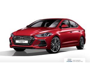 Diện kiến Hyundai Elantra Sport 2017 với nhiều nâng cấp nổi bật