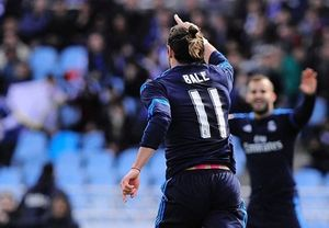 Bale lại lập công mang về 3 điểm cho Real Madrid