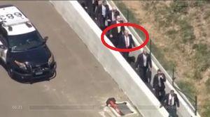 Bị phản đối dữ dội, ông Trump đi cửa sau né người biểu tình