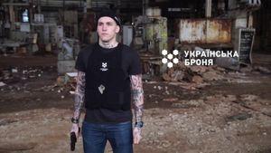 Tranh cãi nảy lửa với màn thử nghiệm áo chống đạn của Ukraine