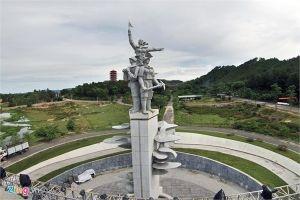 Rưng rưng Đồng Lộc ngày thống nhất non sông...