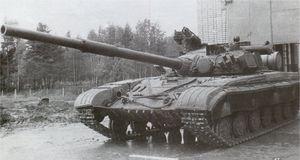 Vì sao xe tăng T-64 không được Liên Xô xuất khẩu?
