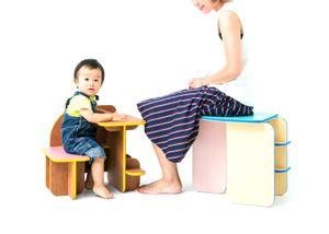 Đồ nội thất dành riêng cho trẻ khiến người lớn cũng ao ước