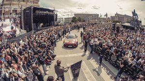 Khai cuộc Gumball 3000 2016, giải đua xa xỉ bậc nhất hành tinh