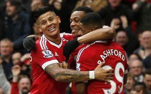 Trực tiếp MU 1-1 Leicester City: Morgan gỡ hòa cho đội khách