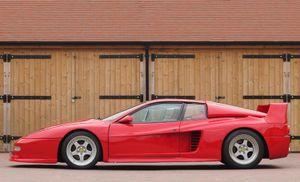 Siêu xe Koenig Ferrari Testarossa 28 tuổi mạnh gần ngang LaFerrari