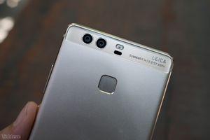 Trên tay Huawei P9: Hoàn thiện tốt, chắc chắn, hai camera độc đáo