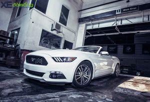 Ford Mustang EcoBoost độ công suất đầu tiên tại Việt Nam