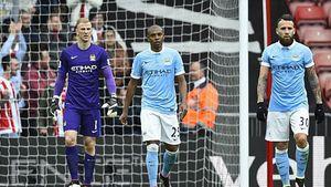 Man City bị vùi dập tơi tả trước cuộc tái đấu với Real