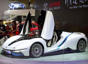 10 cencept xe hơi ấn tượng nhất tại Bắc Kinh Motor Show