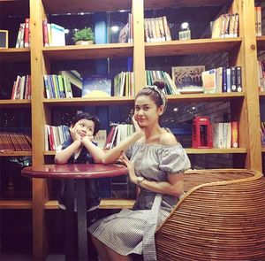 Con trai Trương Quỳnh Anh 'dẻo miệng' khiến mẹ mềm lòng