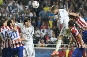 """Real Madrid: """"Vua"""" của những trận chung kết châu Âu"""