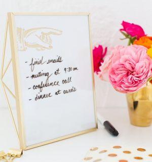 Những ý tưởng trang trí giúp bàn làm việc thêm xinh đẹp