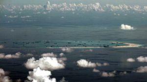 Trung Quốc thất bại để giành sự ủng hộ toàn cầu trong chính sách Biển Đông