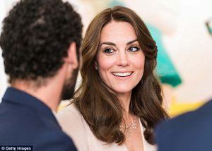 Công nương Kate Middleton lên bìa tạp chí Vogue