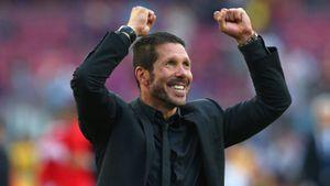 Simeone và phép màu Atletico làm rung chuyển châu Âu