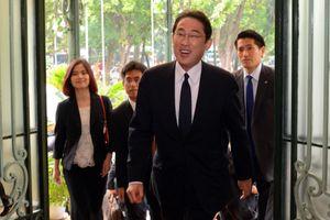 Nhật Bản cam kết đẩy mạnh quan hệ đối tác chiến lược VN