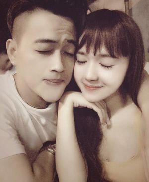 Bạn gái xinh như thiên thần của trưởng nhóm HKT