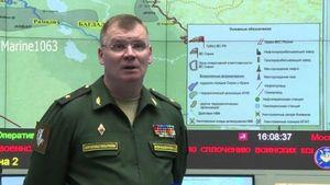 Phi đội Nga bị đánh tan nát trong căn cứ quân sự?