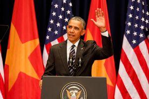 """Bài diễn văn ông Obama """"chạm đến trái tim"""" nhiều người"""