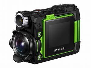 Olympus ra mắt action cam chuyên nghiệp Stylus Tough TG-Tracker