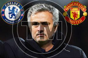 Thương vụ Mourinho tới M.U bất ngờ 'tắc' do... Chelsea