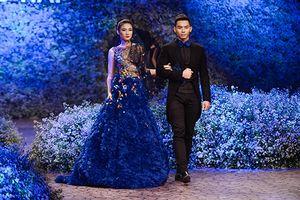 Phạm Hương, Kỳ Duyên, Hoàng Thùy đại chiến với váy xuyên thấu